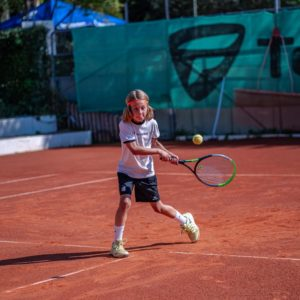 Tennisunterricht für Kinder