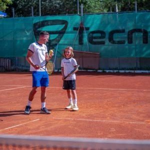 Tennisunterricht für Kinder | Dejan Malic Tennis Academy