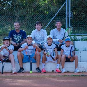 Gruppentennisunterricht | Dejan Malic Tennis Academy