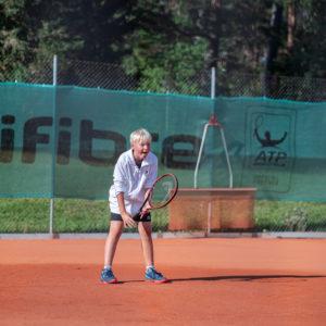 individueller Tennisunterricht
